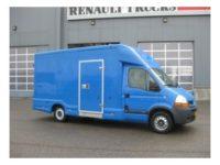 Квадратный фургон Renault EZ-Flex