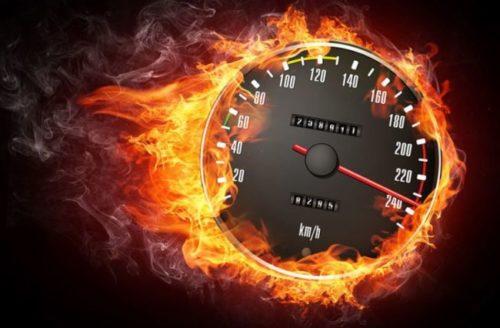 Максимальная экономия топлива при оптимальной скорости