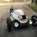 "Morgan EV3 – ""Tesla"""