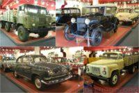 Музейные экспонаты  ГАЗ