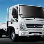 Новый грузовичок Hyundai New Mighty на «Автоторе»