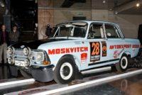 Победители международных ралли - Советские машины