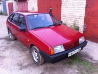 Популярны авто в «лихие 90-е»