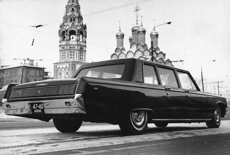 Секретные автомобили Советских спецслужб
