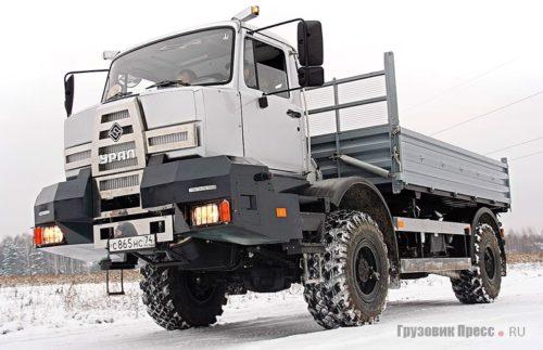 Сельскохозяйственный самосвал «Урал-432091»