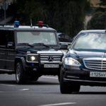 """Служба внешней разведки и машины с """"мигалками"""""""
