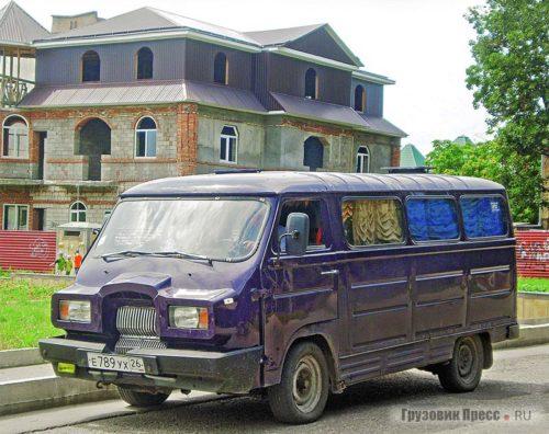 Советский автопром - ЕрАЗ-762В