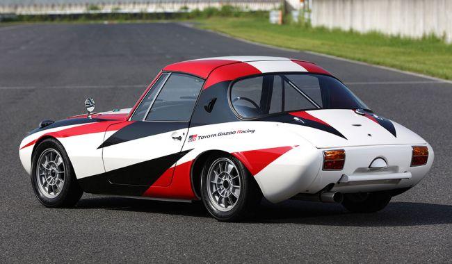 Спортивный Toyota  60-х годов