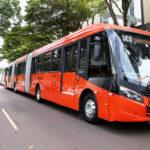 Трехзвенные автобусы Scania