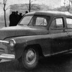 Уникальная «Победа» в кузове седан — Автопром СССР