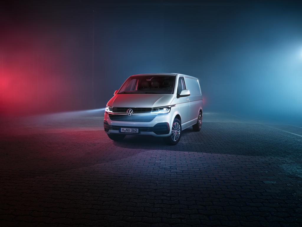 Усиленная версия Volkswagen Transporter