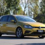 Volkswagen Golf с 400-сильным мотором