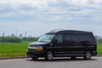 6-литровый минивэн Chevrolet Express