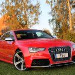 Audi RS5 – полный привод