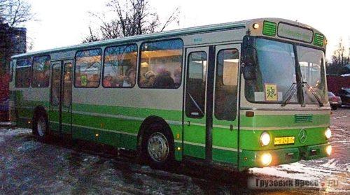 Автобус Mercedes-Benz О305