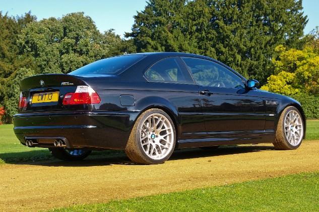 BMW E46 M3 CSL - самый эффективный автомобиль в истории