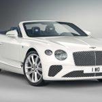 Bentley Continental GT — уникальный кабриолет