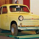 Единственная малолитражка Горьковского автозавода ГАЗ-18