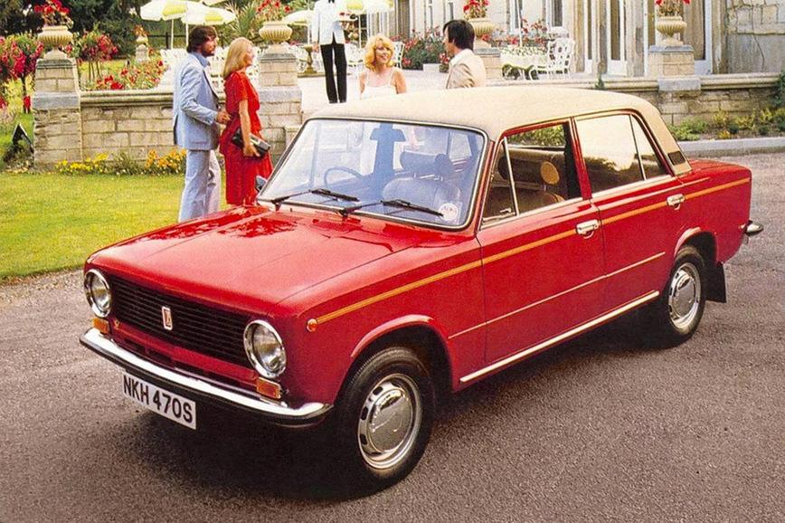 Экспортные версии Lada