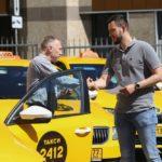 Главные претенденты на таксиста