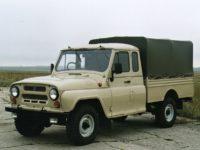 Грузовик УАЗ «Хантер»