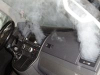 Как почистить кондиционер автомобиля