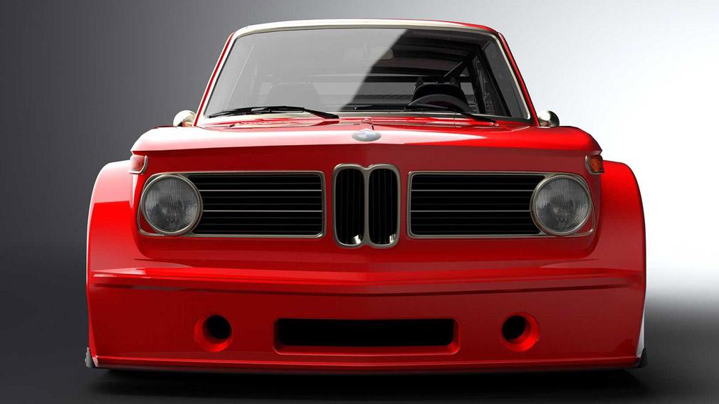 Классический BMW с мотором V10