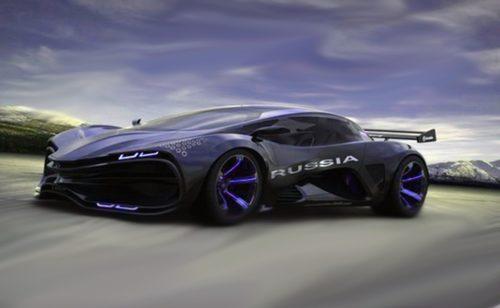 Lada Raven - российский ответ Tesla