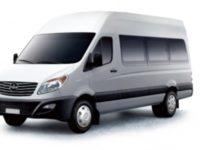 МАЗ начал продажу микроавтобуса МАЗ 281040