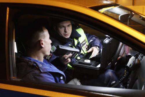 МВД за конфискацию автомобиля у пьяных водителей