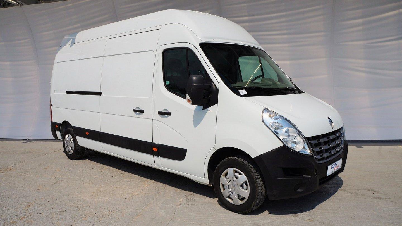 Малотоннажные фургоны Renault