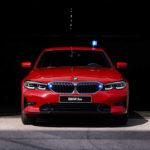 Модельный ряд BMW спецназначения