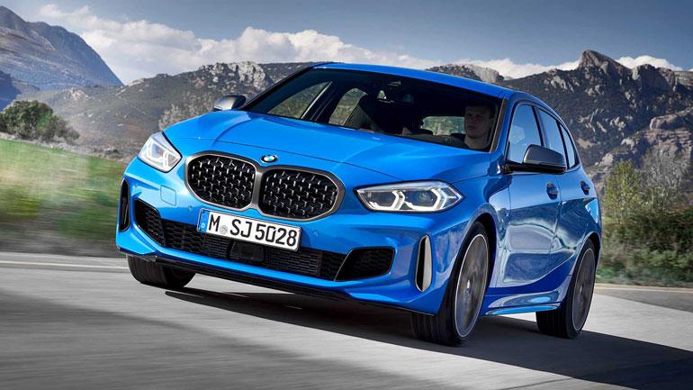 Новое поколение BMW 1-Series