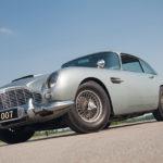 """Новый """"бондовский"""" Aston Martin DB5"""