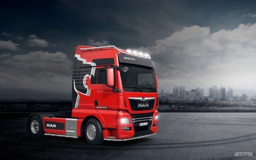Ограниченная серия компании MAN Truck & Bus