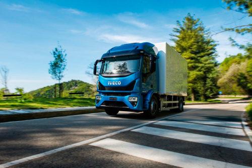 Особенности грузовиков IVECO