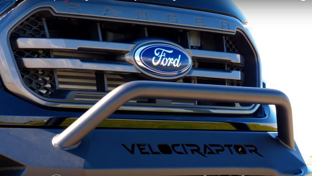 Пикап Ford Ranger VelociRaptor