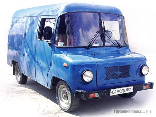 Польский фургончик Nysa
