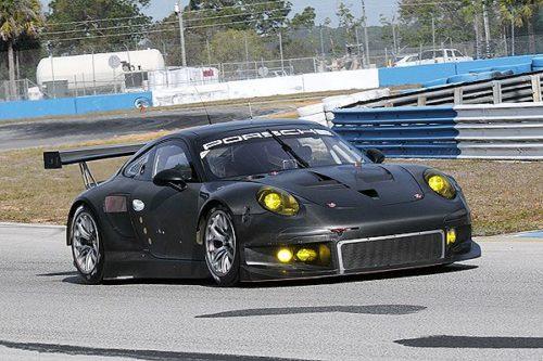 Рекорд Porsche GT2 RS