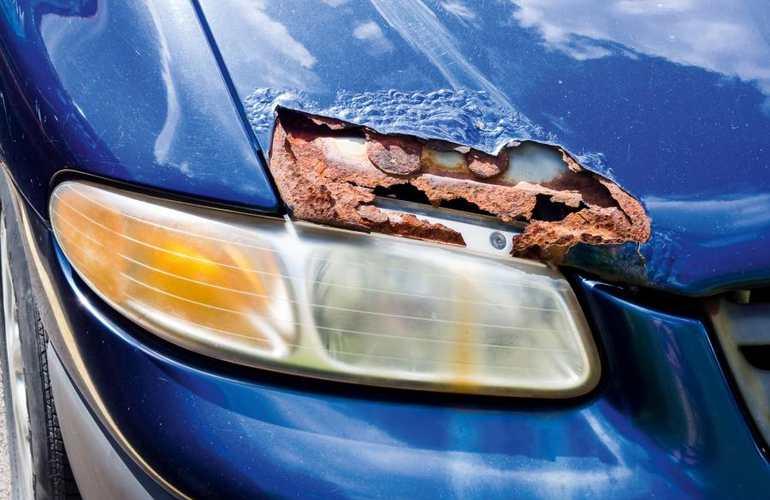 Самые гниющие и не гниющие автомобили
