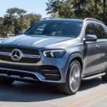 Самый мощный Mercedes-Benz GLE