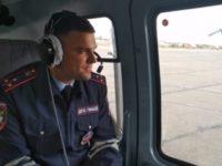 Штрафы за скорость - с вертолётов