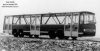Советские автобусы ЛАЗ-360 ЭМ и ЛАЗ-360