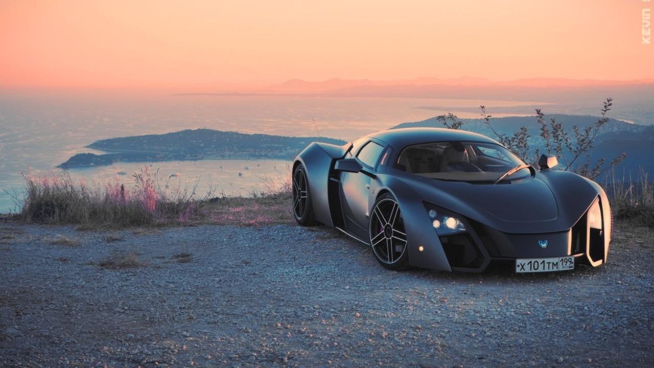 Спорткар Marussia превратится в электромобиль