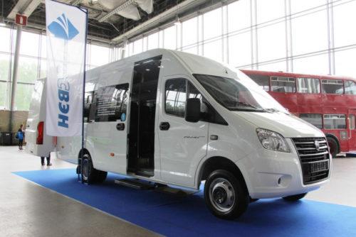 Туристические миниавтобусы