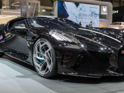У Роналду самый дорогой автомобиль в мире