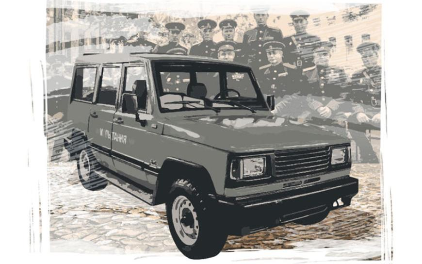 УАЗ-3172 , не ставшая легендой