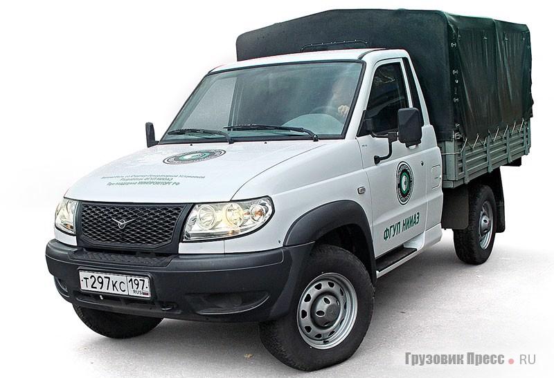 УАЗ «Карго» с гибридным приводом