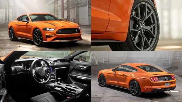 В планах у Ford новый Mustang SVO