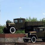Военные грузовики СССР